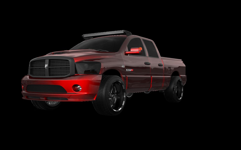 Dodge Ram 1500 Quad-Cab 4 Door pickup truck 2006 tuning