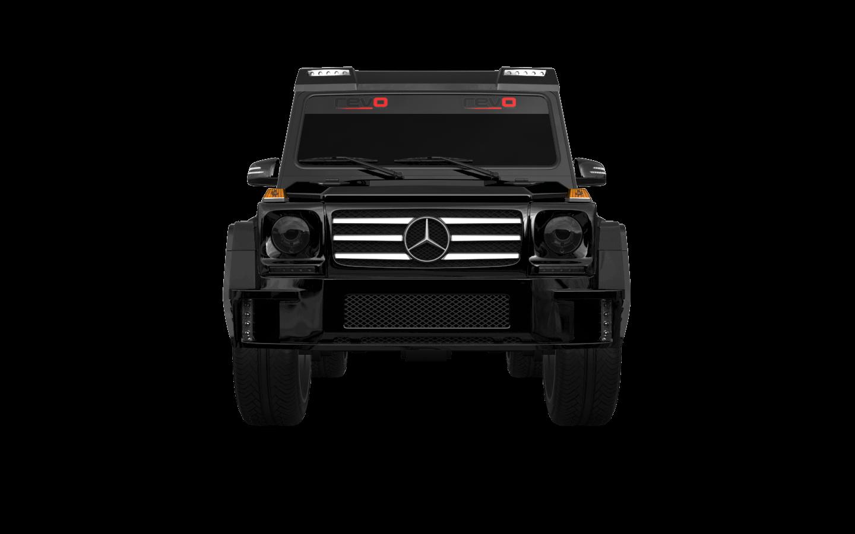 Mercedes G-Class'13