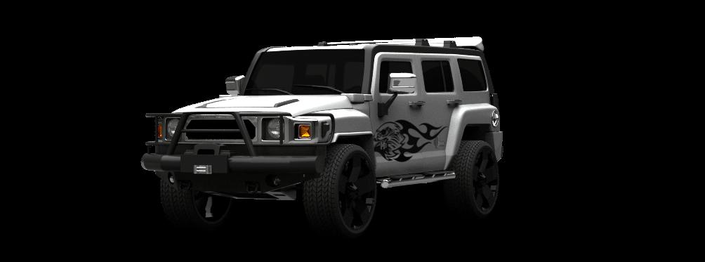 Hummer H3 SUV 2005 tuning