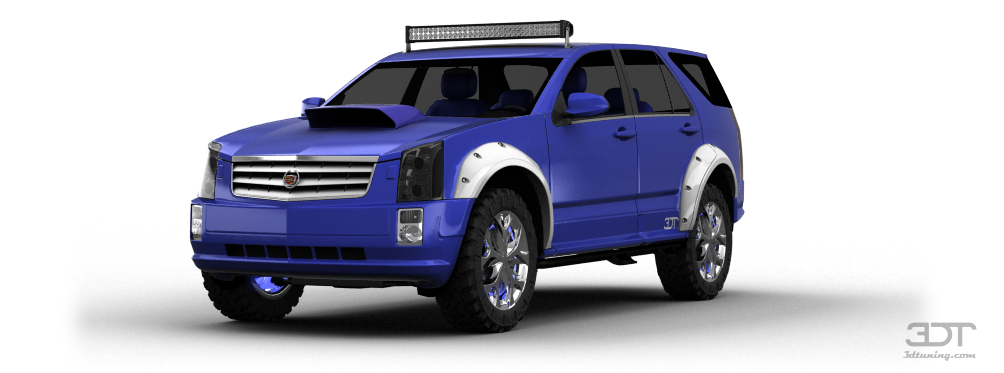 3dtuning Of Cadillac Srx Suv 2007 3dtuning Com Unique On