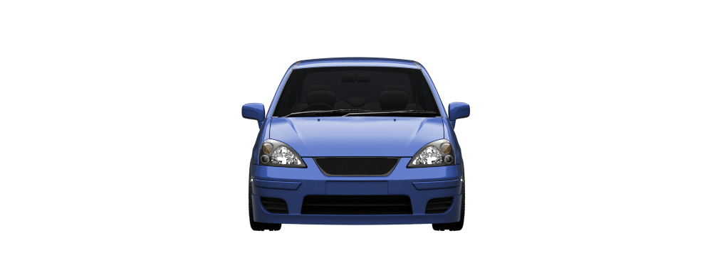 Suzuki Liana GLX'01