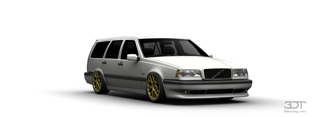 3dtuning of volvo 850 wagon 1992 unique on. Black Bedroom Furniture Sets. Home Design Ideas