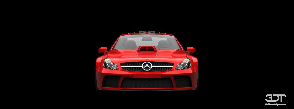 Mercedes SL class'08