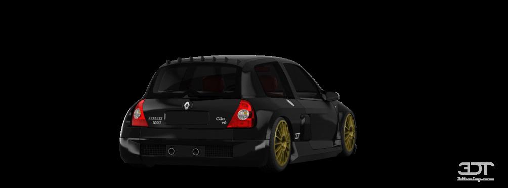 Renault Sport Clio V6'03