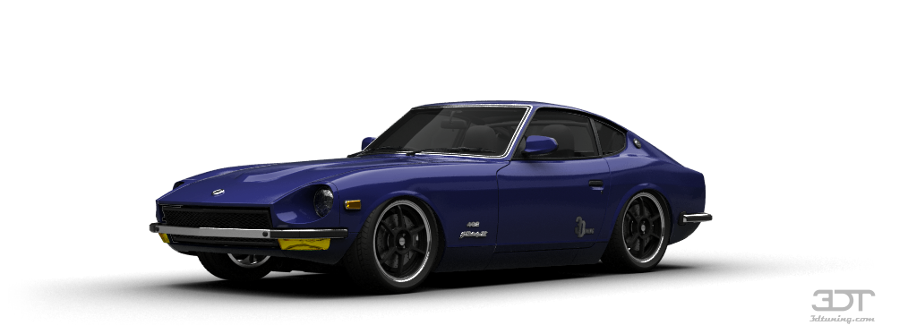 Nissan 240Z Coupe 1970 tuning