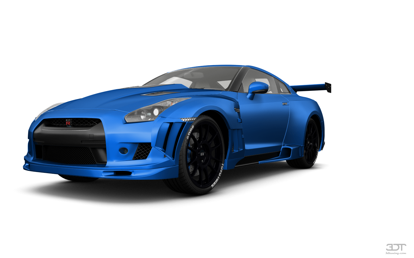 Nissan GT-R 2 Door Coupe 2010 tuning