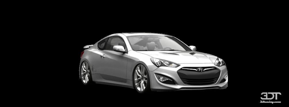 3dtuning Of Hyundai Genesis Coupe 2013 3dtuning Com