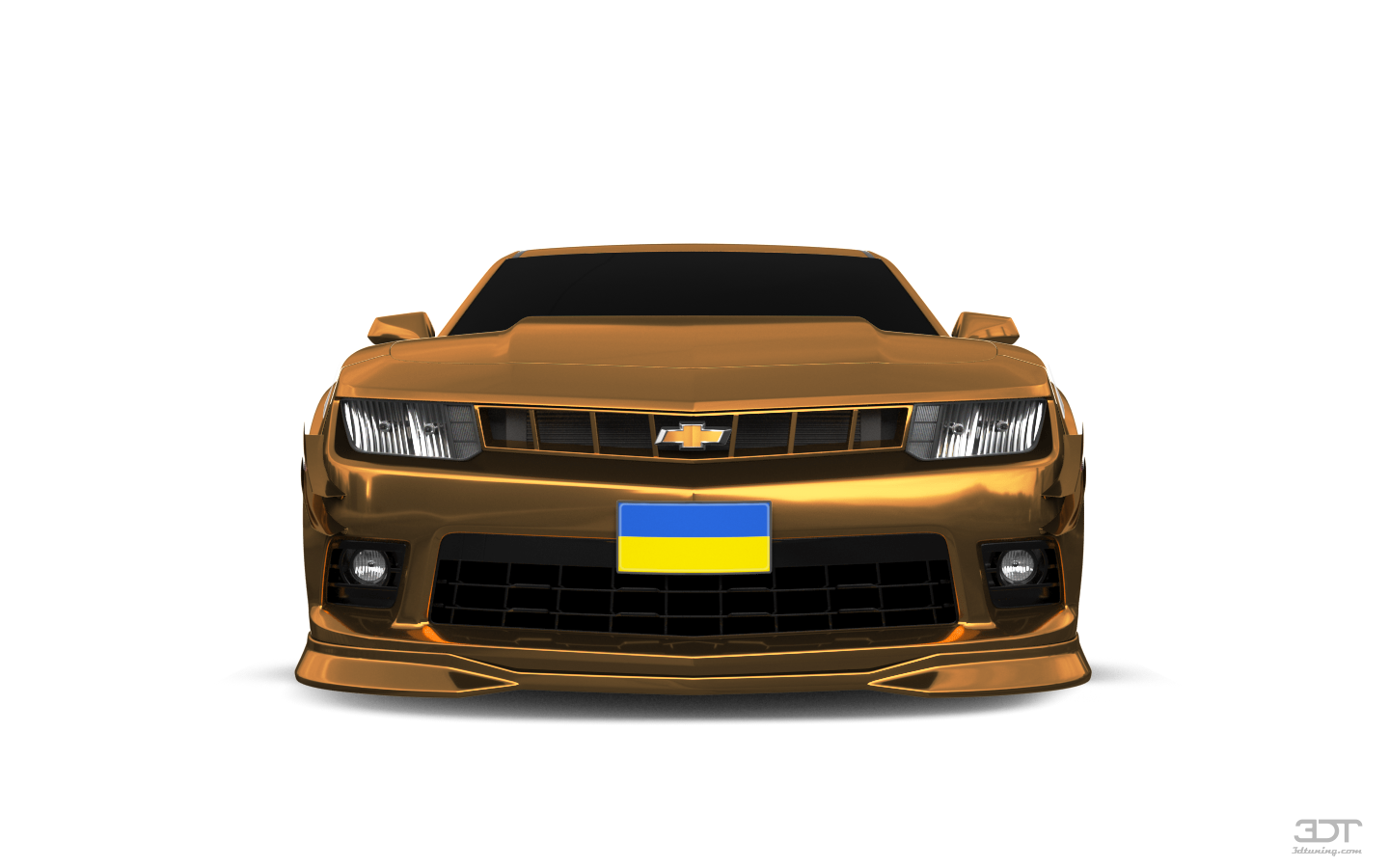 Chevrolet Camaro 2 Door Coupe 2014