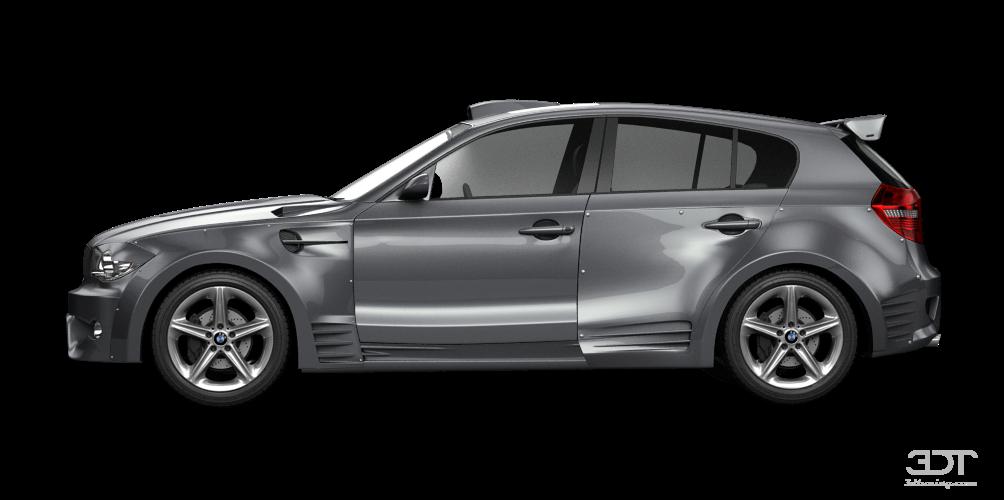 3dtuning of bmw 1 series 5 door hatchback 2005 3dtuning for 1 series 5 door bmw
