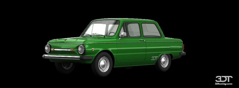 ZAZ 968M Zaporozhets Coupe 1979 tuning