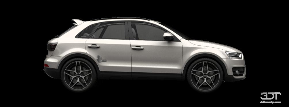 3dtuning Of Audi Q3 Crossover 2012 3dtuning Com Unique