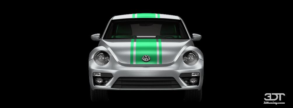 Volkswagen Beetle 2 Door Coupe 2012