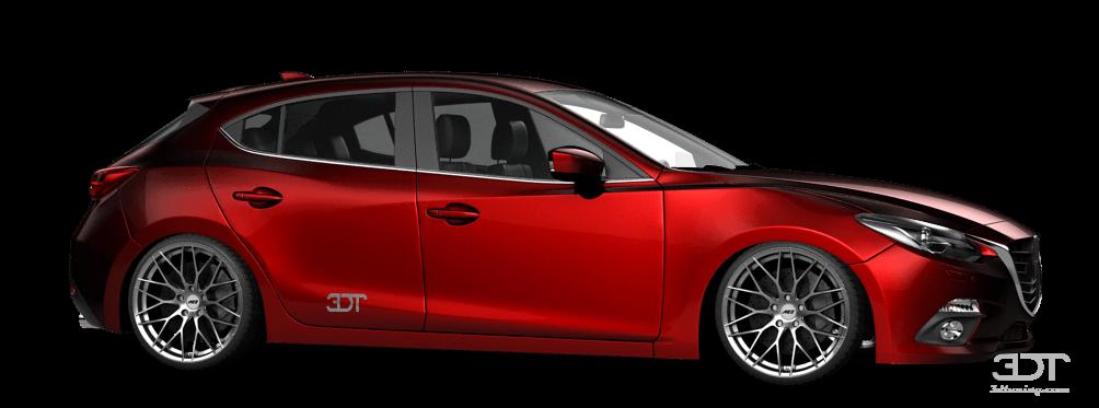 Mazda 3 Tuning 2015 – Idées d'image de voiture