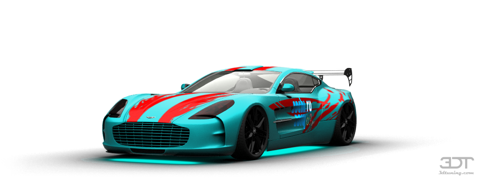 Aston Martin One-77 Coupe 2012 tuning