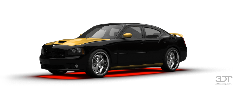 Dodge Charger SRT8 Sedan 2007 tuning