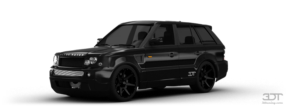 Range Rover Sport SUV 2004 tuning