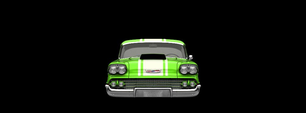 Chevrolet Delray 2door Sedan'58