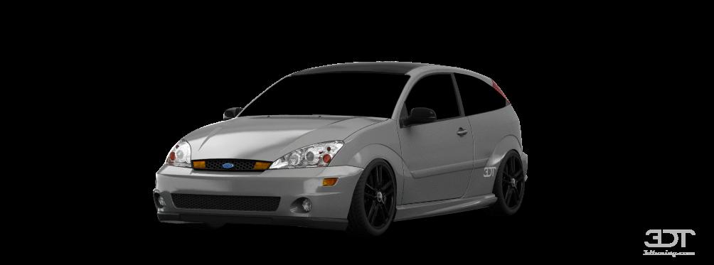 3dtuning of ford svt focus 3 door hatchback 2003 3dtuning for 02 ford focus 3 door