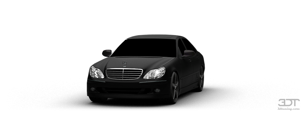 Mercedes S class'98
