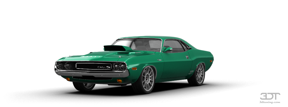 My Perfect Dodge Challenger