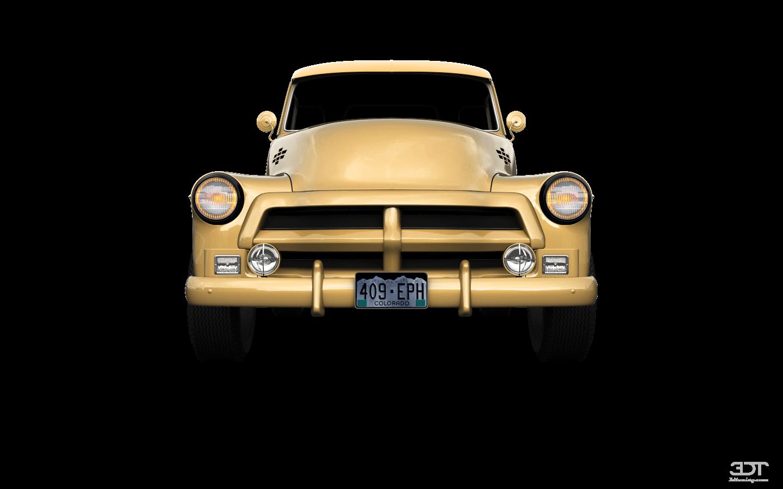 Chevrolet 3100'54