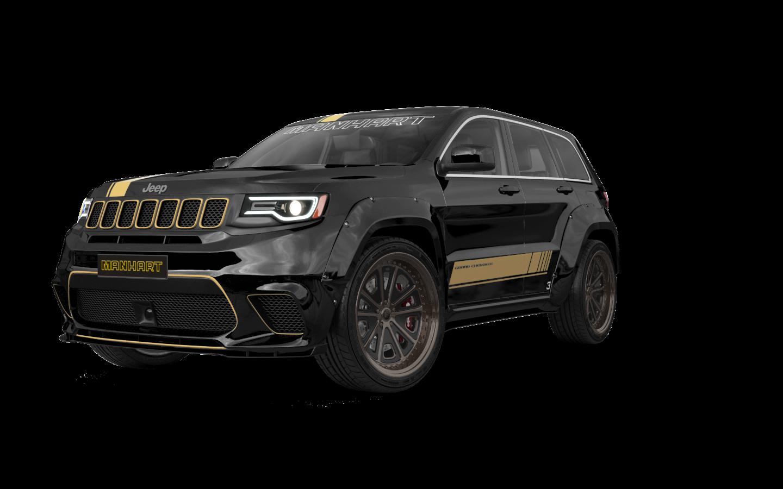 Jeep Grand Cherokee 5 Door SUV 2017 tuning