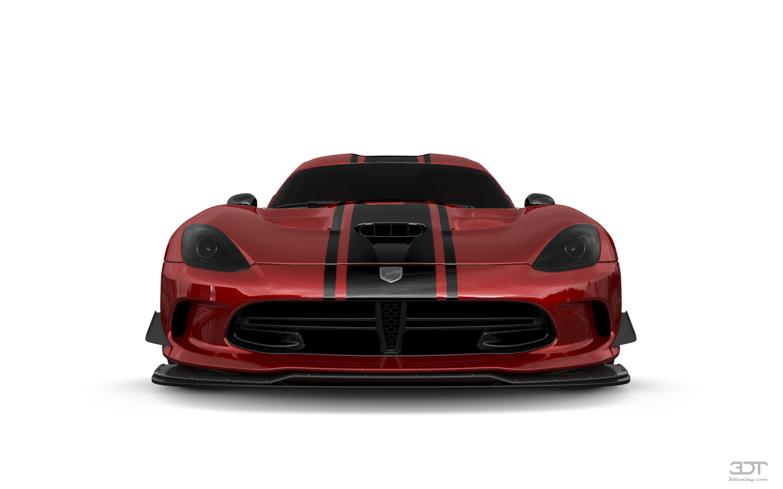 Dodge SRT Viper GTS 2 Door Coupe 2013