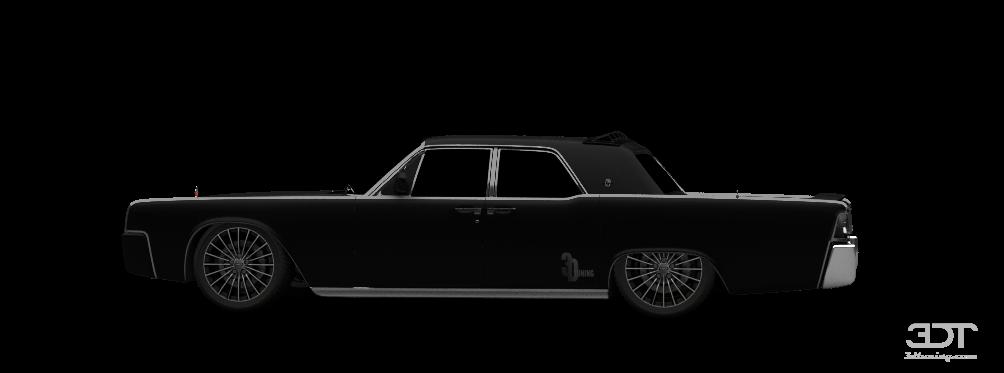 Lincoln Continental'61