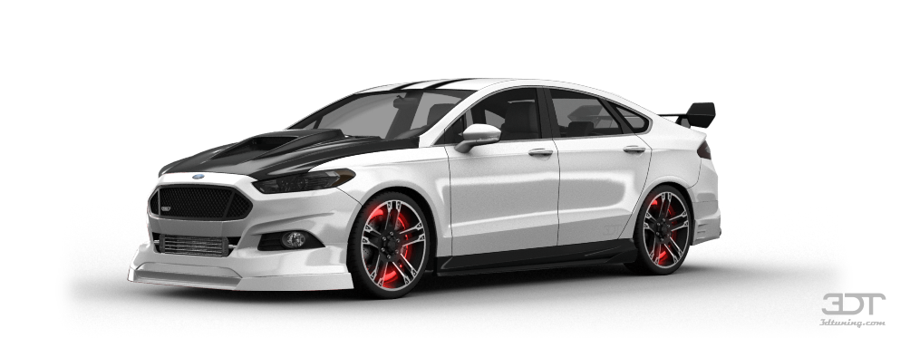 Custom Ford Fusion >> Tuning Ford Fusion 2013 online, accessories and spare parts for tuning Ford Fusion 2013