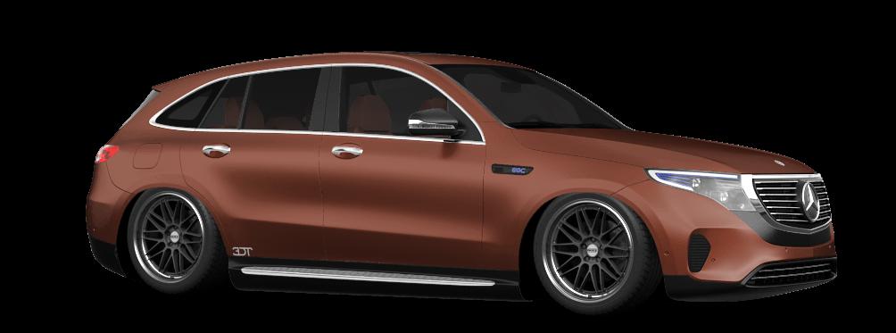 Mercedes EQC'19