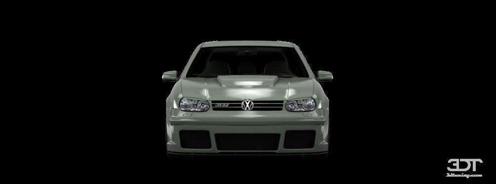 Volkswagen Golf 4'02