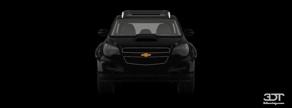 Chevrolet Equinox'10