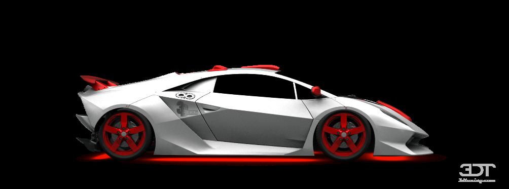 Lamborghini Sesto Elemento 11 By Under Ground Pt
