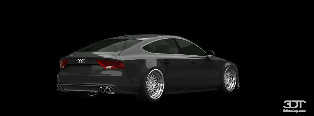 3dtuning Of Audi A7 Liftback 2011 3dtuning Com Unique On