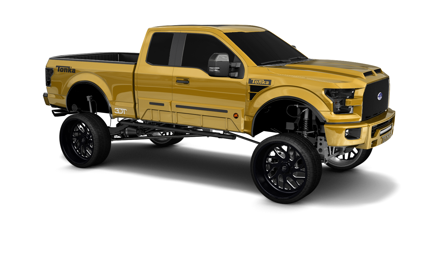 Ford F-150 SuperCab Truck 2015 tuning