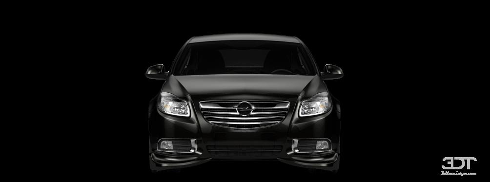 Opel Insignia Sedan 2010