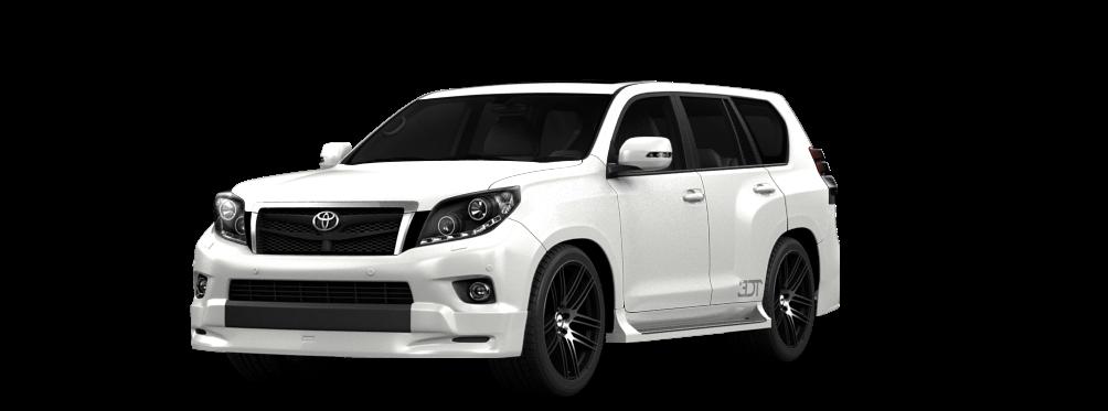 Toyota LC Prado'09