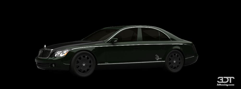 Maybach 57'02