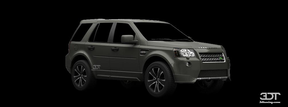 Range Rover Freelander'11