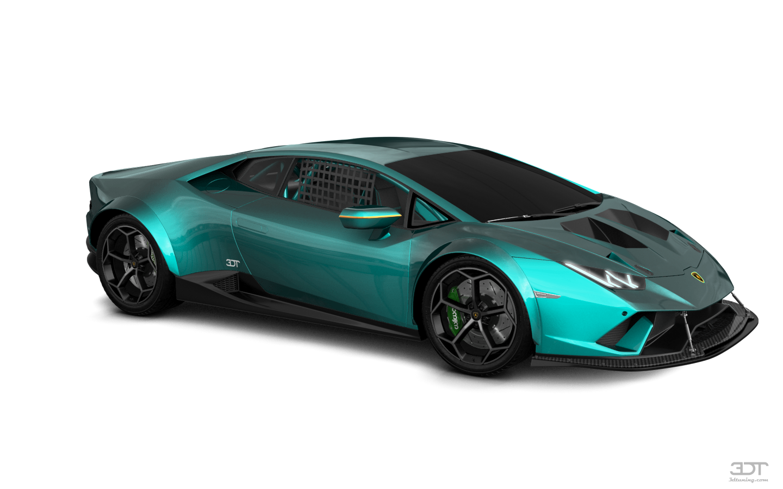 Lamborghini Huracan'14
