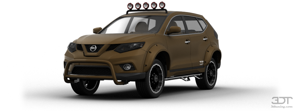 Online Car Parts >> Tuning Nissan Rogue 2014 online, accessories and spare ...