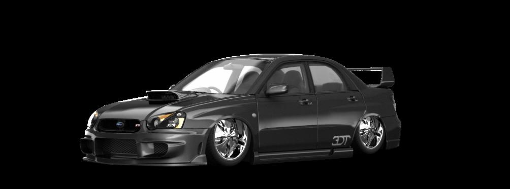 Subaru Impreza Sedan 2004 tuning