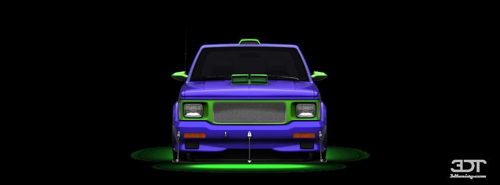 GMC Syclone Pickup 1991