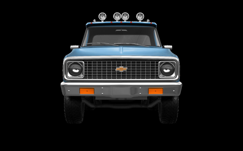 Chevrolet C-10 Cheyenne'72