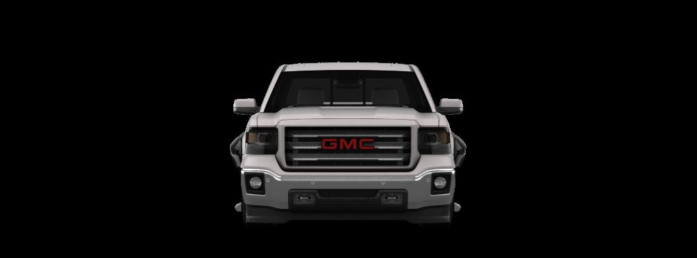 GMC Sierra Crew Cab Truck 2014