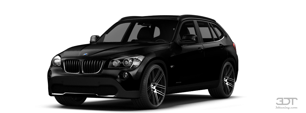 3dtuning of bmw x1 suv 2010 unique on line car configurator for more than 600 models. Black Bedroom Furniture Sets. Home Design Ideas