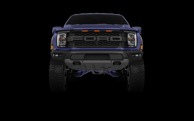 Ford F-150 Raptor 4 Door pickup truck 2021