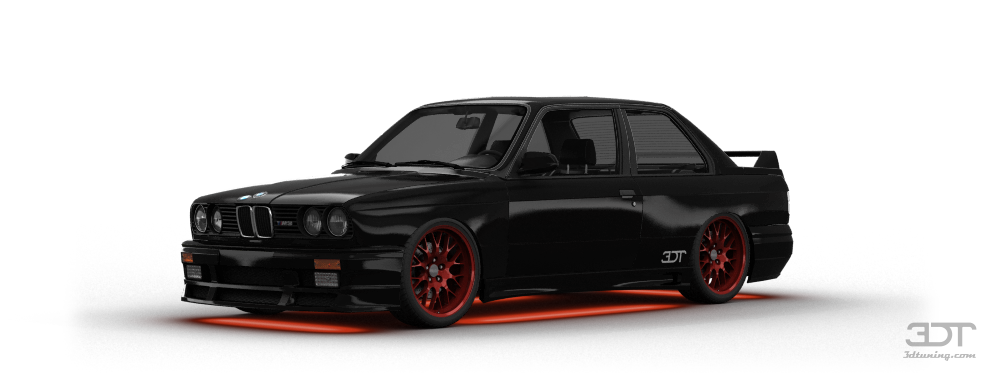 BMW M3 Coupe 1985 tuning