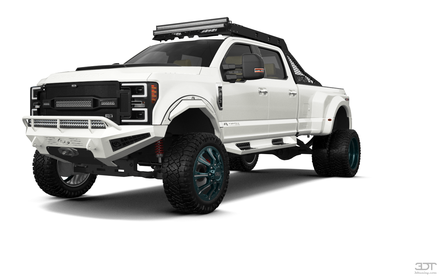 Ford F-350 Truck 2018 tuning