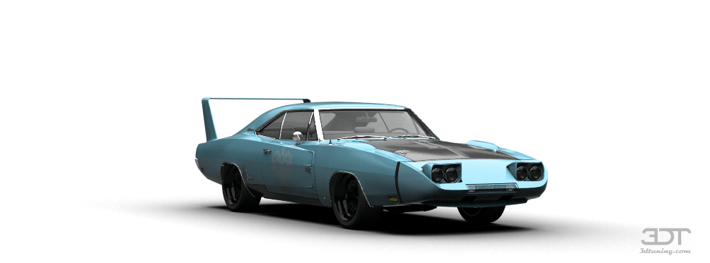 3dtuning Of Dodge Charger Daytona Coupe 1969 3dtuning Com